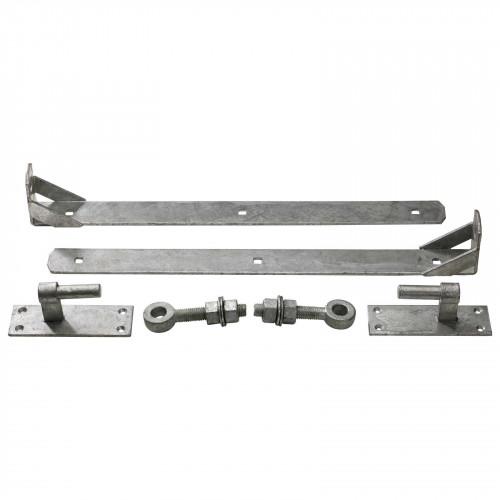 No.112 Adjustable Bands & Hooks on Plates
