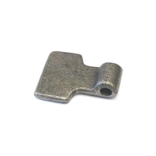 No.1319 Heavy Pattern Drop Forged Hinge to Weld on Plate