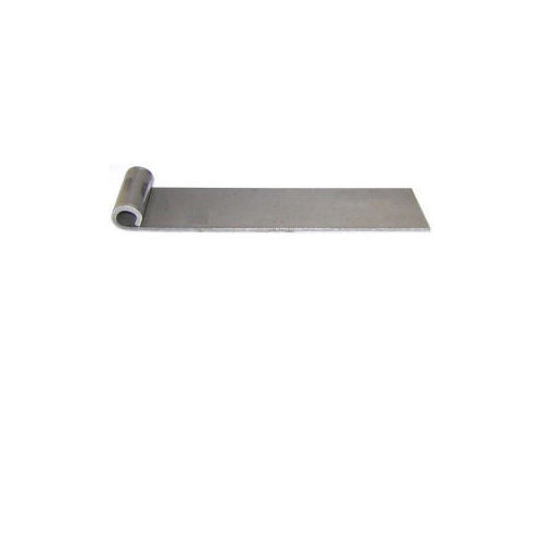 No.169/PP Straight Hinges with NO HOLES - PREPACKED