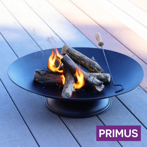 No.2055 Fire Pit with Round Base