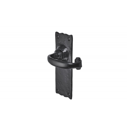 158mm x 55mm No.4000 Old Hill Ironworks Burford Suite Lever Latch Handles