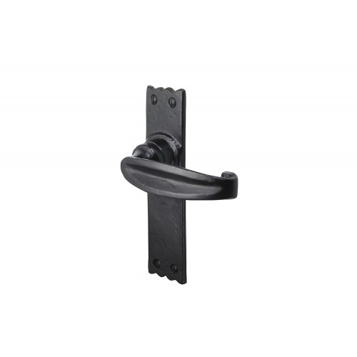 158mm x 38mm No.4005 Old Hill Ironworks Charlbury Suite Lever Latch Handles