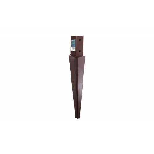 No.4702 PerryPost Bolt Grip Fence Post Support to Drive - 750mm Spike