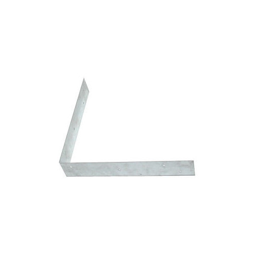 No.481WH One Bend Lightweight Straps for Square Posts