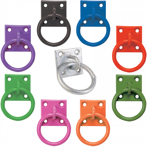 Prepacked Chain Ring on Plate