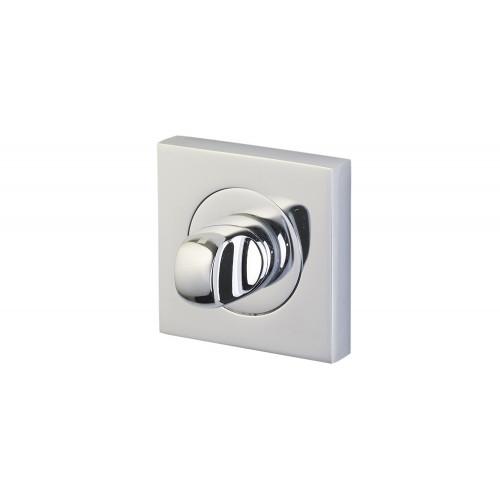 No.5751 Horizon Designer Thumbturn & Release on Square Rose