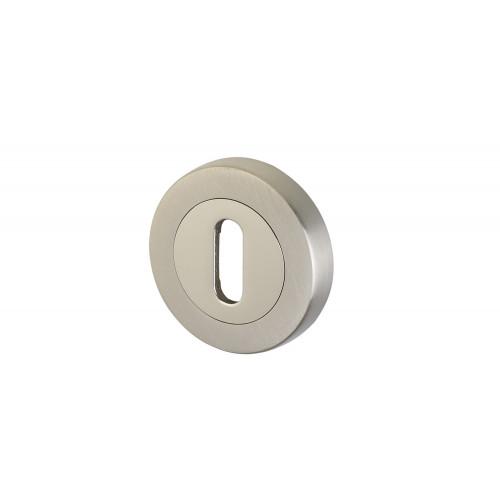 No.5752 Horizon Designer Escutcheon on Round Rose - Standard Key