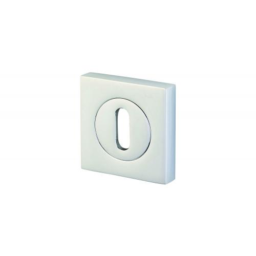 No.5753 Horizon Designer Escutcheon on Square Rose - Standard Key