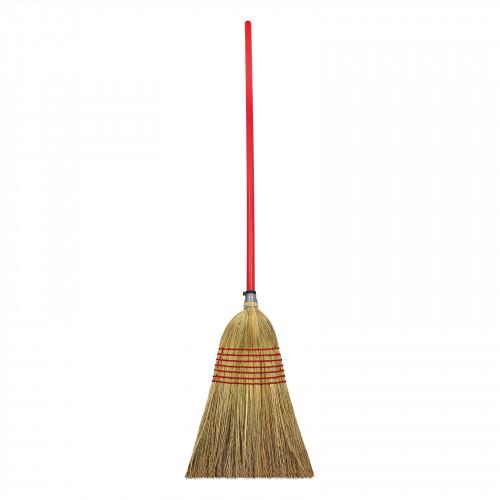No.7134 Corn / Barn Broom (980mm Wooden Handle)