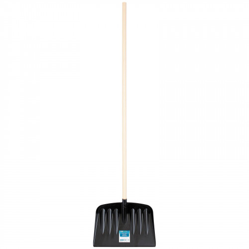 Eco-Spade with Wooden Handle