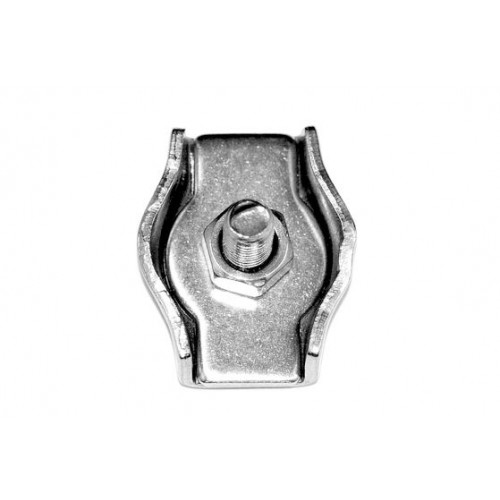 No.7306 Stainless Steel Simplex Wire Rope Grips