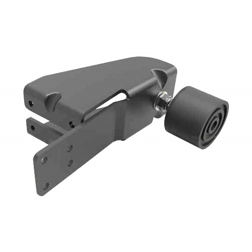 No.7403 D&D SureClose ReadyFit Gate Stop - Steel Weld-on or Screw-on