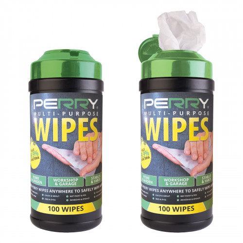 Anti-bacterial Wipes