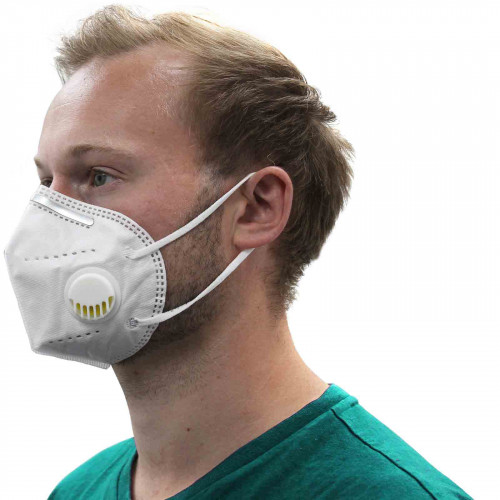 No.7608 KN95 Face Masks CE Certified
