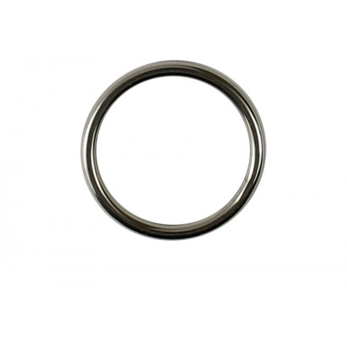 No.876 Stainless Steel Welded Round Ring