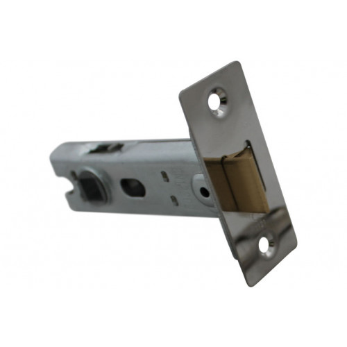 No.933 Stainless Steel Fire Rated Square Face Tubular Mortice Latches (BS EN12209)