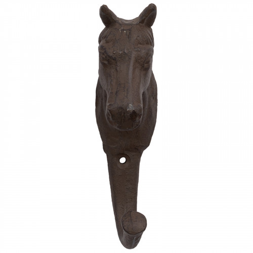 Cast Iron Horse Coat Hook PC4371