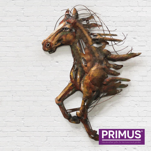 Abstract Horse - 3D Metal Abstract Art PG1565