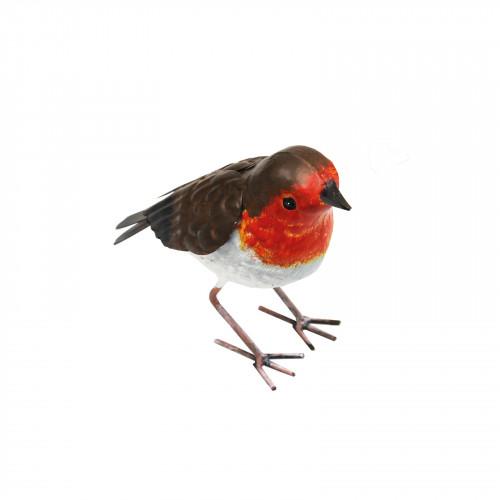 No.PQ1471 Small Metal Robin