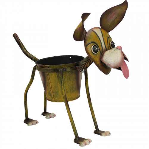 Nodding Dog Planter PQ1489