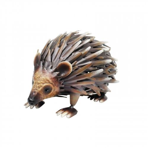 No.PQ1826 Small Metal Woodland Hedgehog
