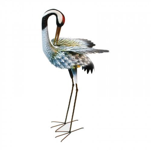 No.PQ1853 Large Metal Pruning Common Crane