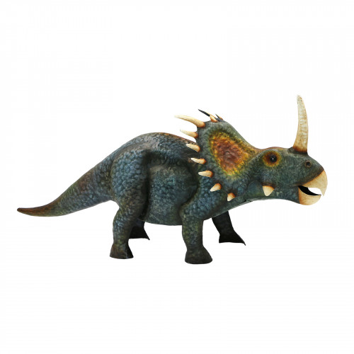 No.PQ1903 Large Metal Styracosaurus