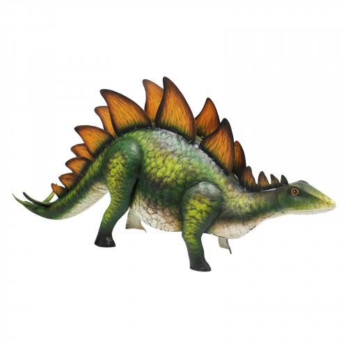 No.PQ1904 Large Metal Stegosaurus