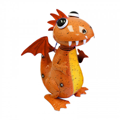 No.PQ3103 Danny Drake, Orange Dragon Goofasaurus