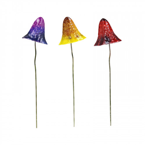 No.PS5010 Small Metal Toadstool Stakes
