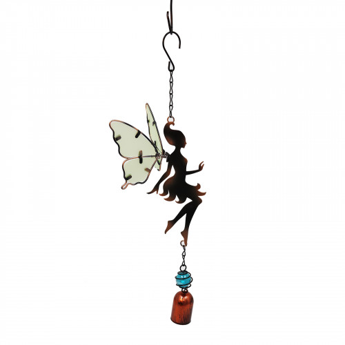 No.PT3003 Glow In The Dark Hanging Fairy Bell Chime