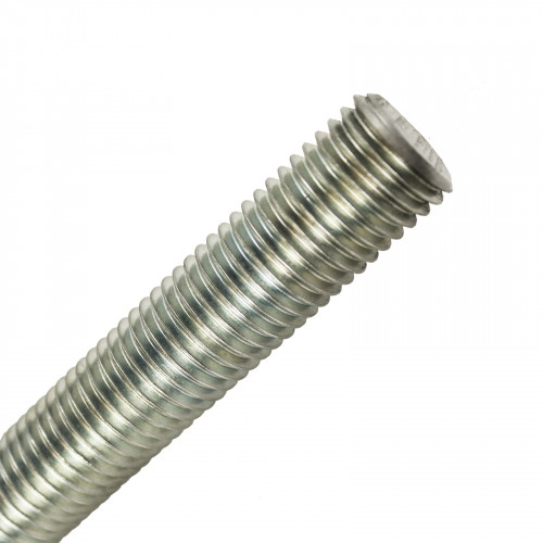 No.2729M Cut Length Threaded Bar Metric Grade 8.8 High Tensile Steel